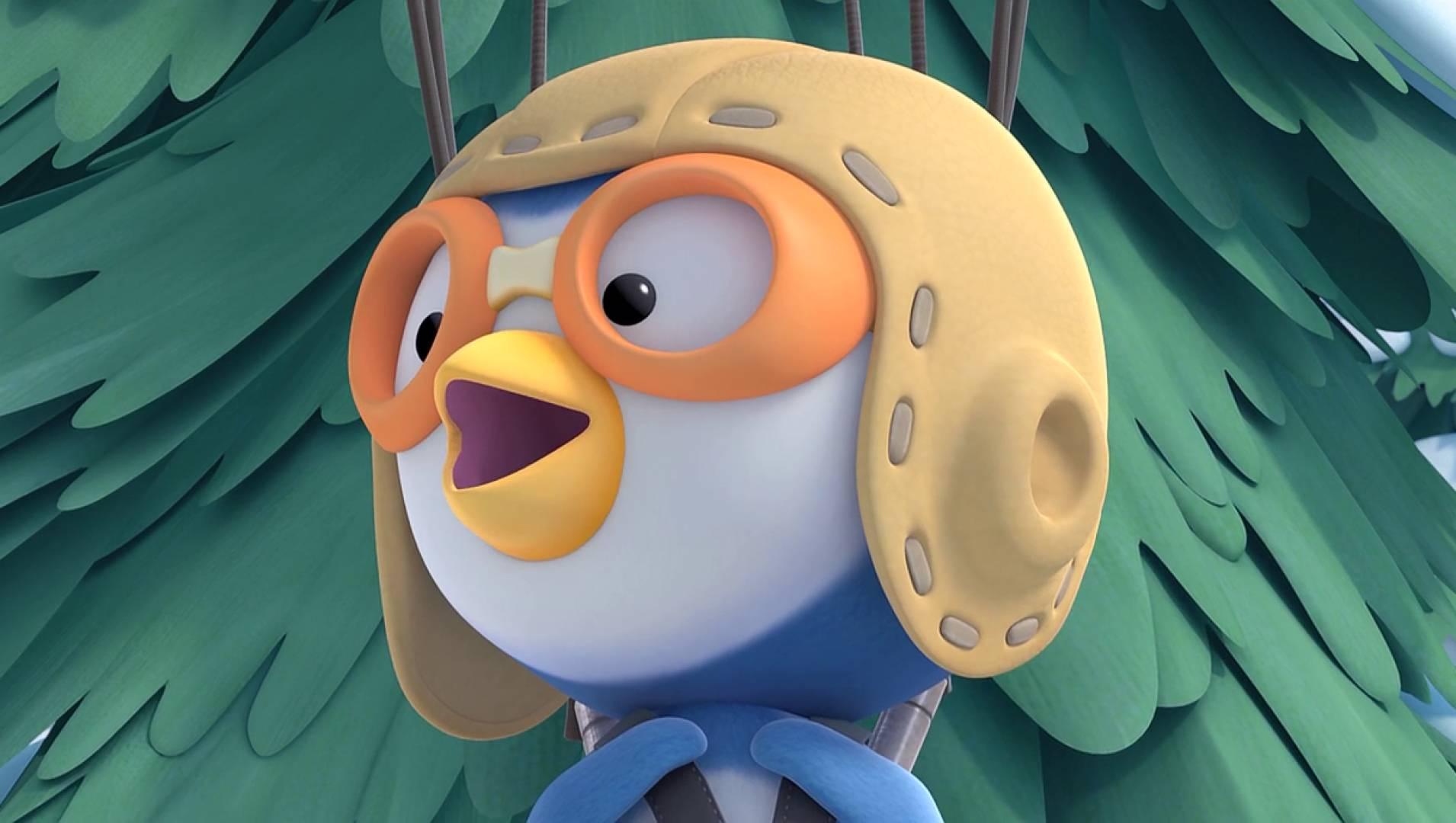 Пингвинёнок Пороро