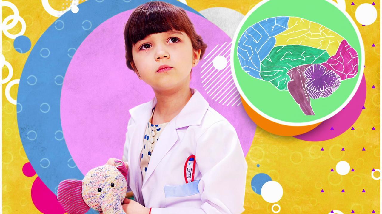 Скриншот программы «Доктор Малышкина»
