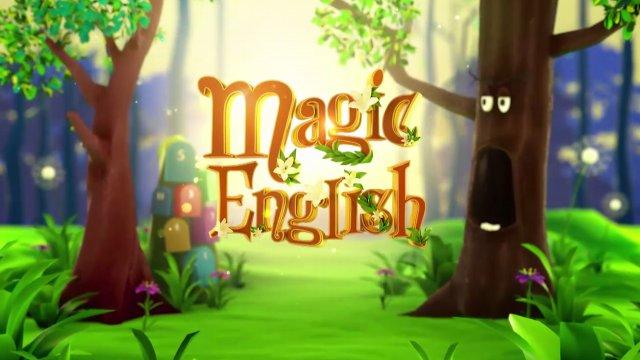 Magic English. Смотрите с понедельника по пятницу