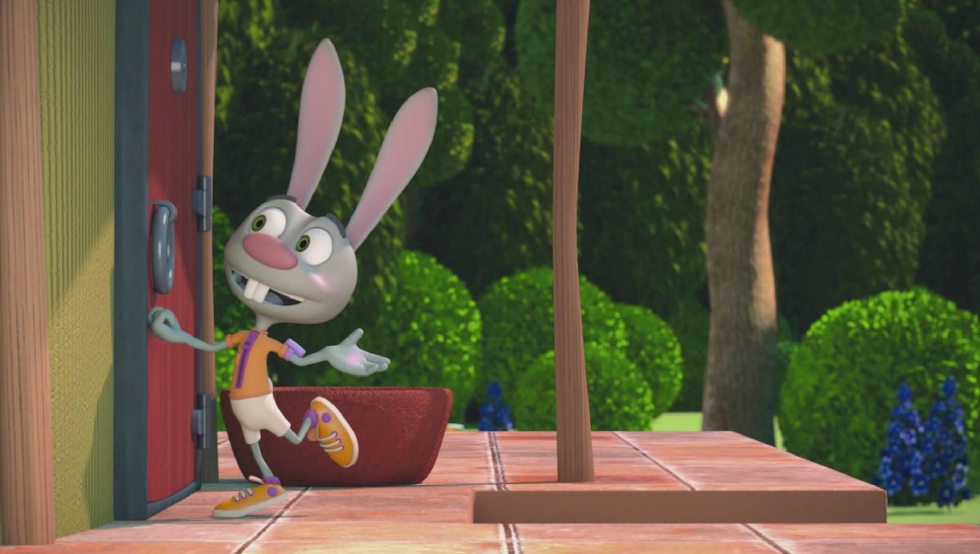 10 друзей кролика