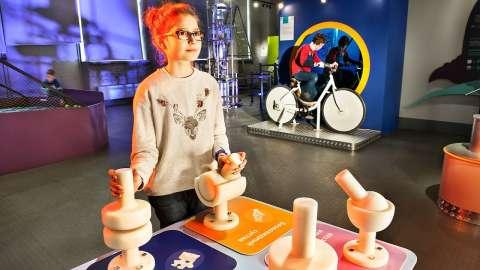 Музею «Живые системы» исполняется два года!