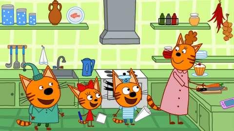 7 интересных фактов о героях мультсериала «Три кота»