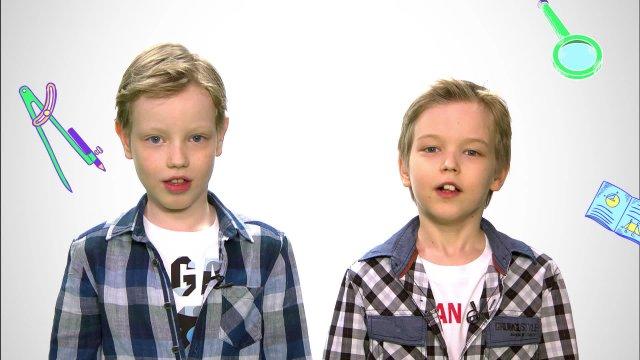 """Рон и Томас представляют программу """"Лабораториум"""""""