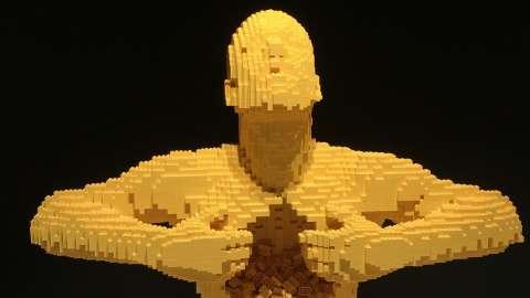 Телеканал «О!» рекомендует: выставка «Искусство Lego»