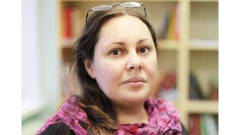 Елена Альшанская, руководитель благотворительного фонда «Волонтеры — в помощь детям-сиротам»