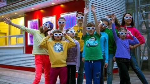 В Сокольниках открылся Детский творческий центр