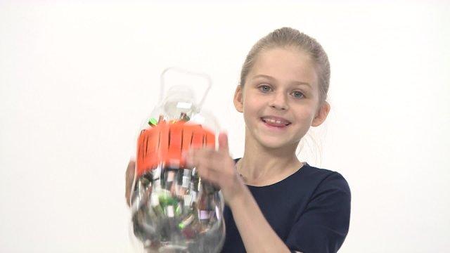 День защиты окружающей среды на телеканале «О!». Утилизация батареек