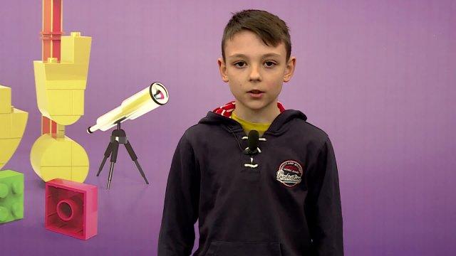 Кирилл в телестудии канала «О!» в Дубне