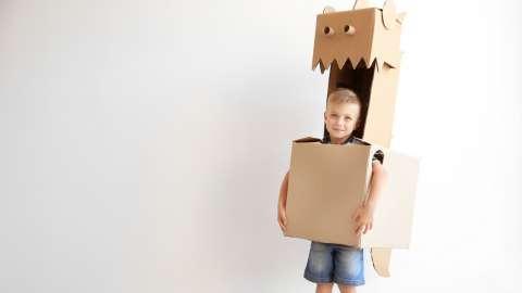 Вот почему дети любят мультфильмы про животных и монстров