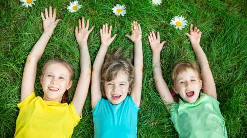 7 советов, которые помогут вырастить ребенка оптимистом