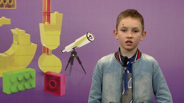 Вадим в телестудии канала «О!» в Дубне
