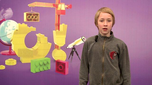 Антон в телестудии канала «О!» в Дубне