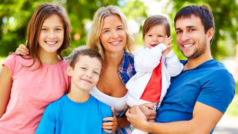 9 причин растить ребенка в большой семье