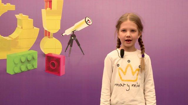 Неонила в телестудии канала «О!» в Дубне