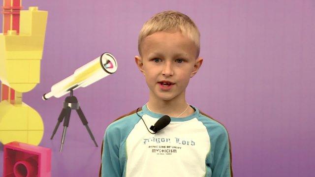 Адриан в телестудии канала «О!» в Дубне