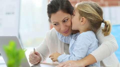 7 важных правил работающей мамы