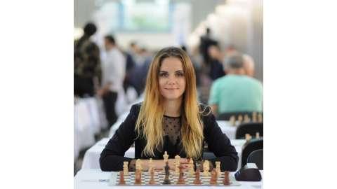 Екатерина Волкова, кандидат в мастера спорта по шахматам, лицензированный тренер ФИДЕ, организатор шахматных соревнований для детей и взрослых