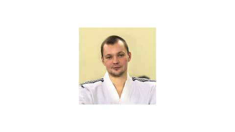 Иван Сергеевич Кручинин, руководитель клуба айкидо «УндоСаи», черный пояс, 3 дан
