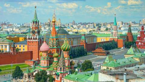 Тест: хорошо ли ты знаешь Москву?