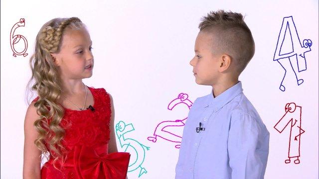 Максим и Иля представляют программу «Простая арифметика»
