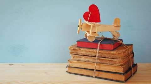 5 любимых детских книг Александра Голубева