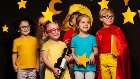 Что стоит знать родителям, которые решили привести ребенка в театральную студию