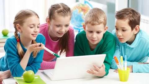Российских школьников научат программировать на «Неделе кода»