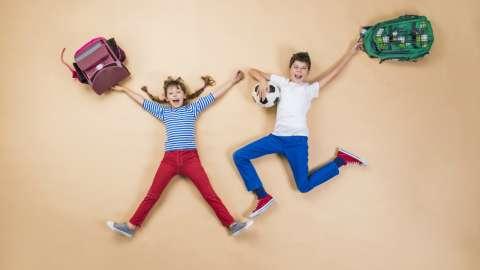5 способов помочь ребенку, который постоянно опаздывает