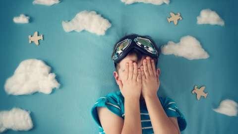 10 причин возникновения детских страхов