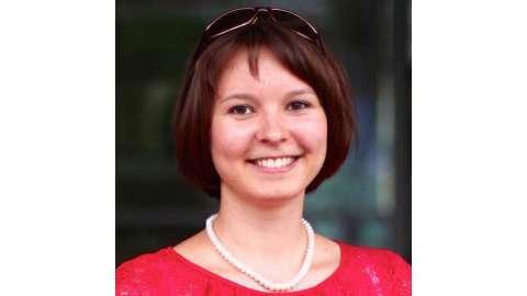 Дарья Дудкина, редактор социальных сетей