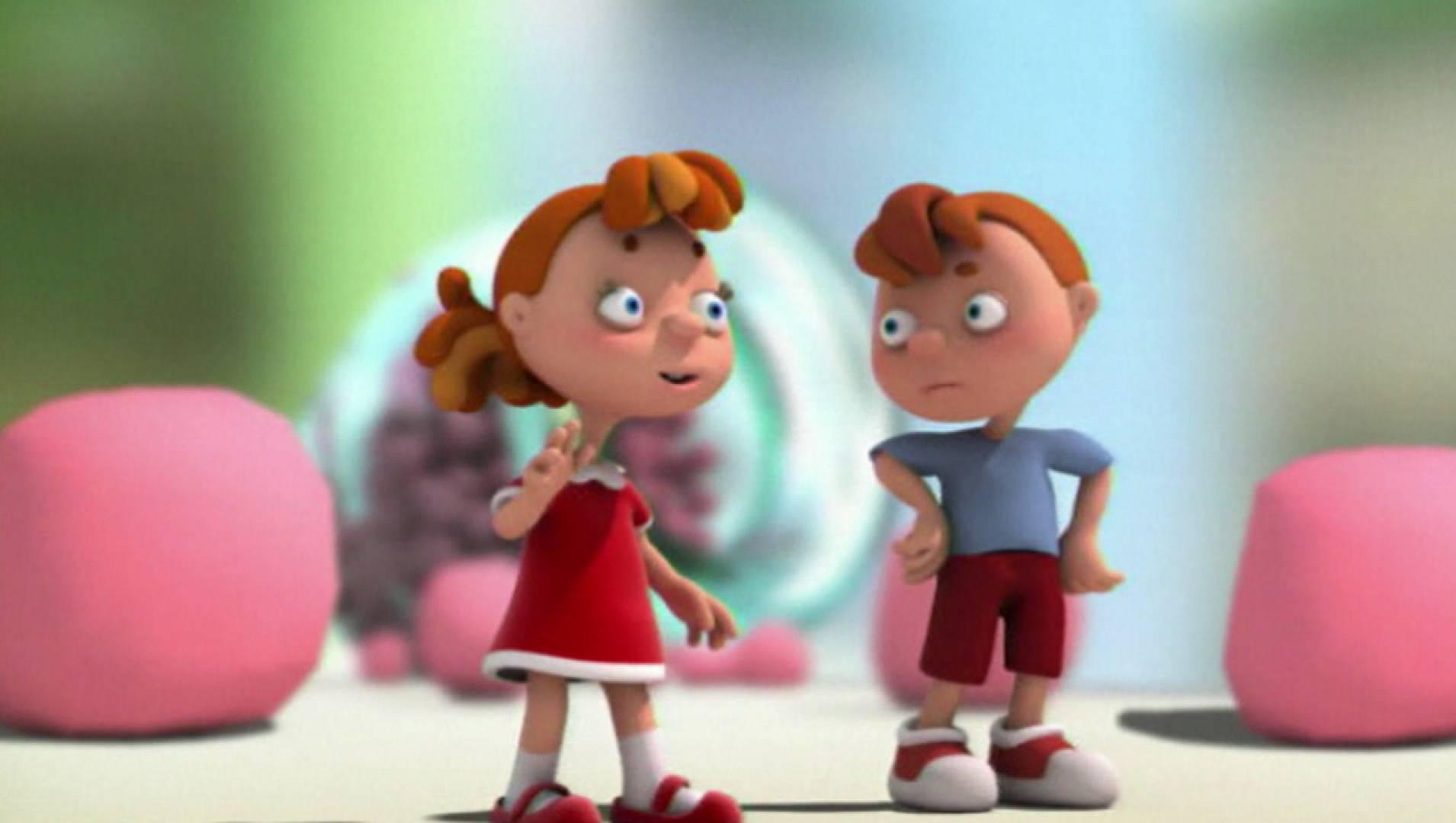 Карик и Валя