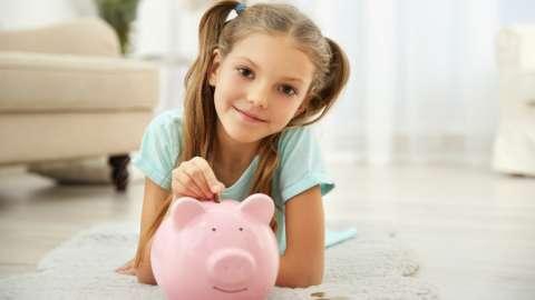 Как говорить с детьми о деньгах