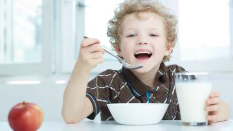 Завтрак на пятерку: как должен питаться школьник