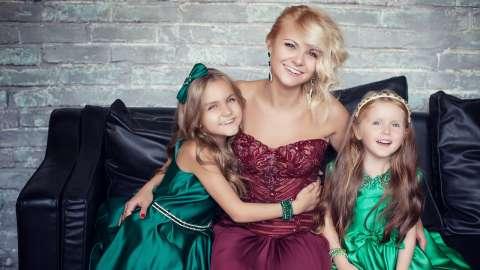 Диана Тевосова: «Мои дети кастинги почти не посещают»