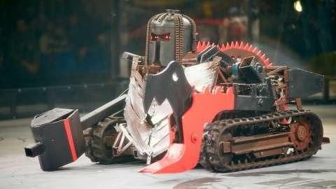 В Москве состоится международная битва роботов