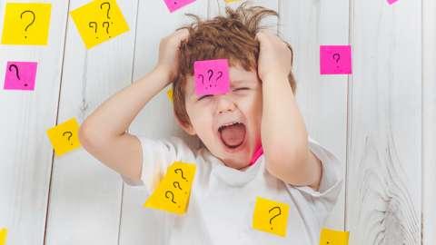 Ученые рассказали, что происходит с детьми, которые постоянно задают вопросы