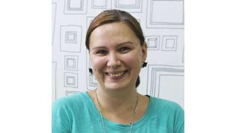 Ульяна Наумова, специалист по песочной терапии, детский психолог