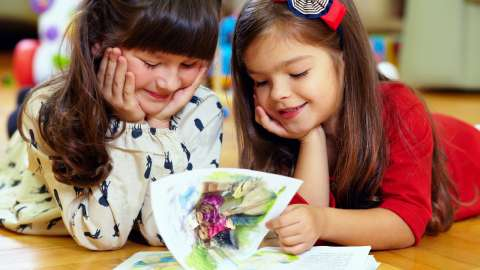 10 сказок для тревожных детей