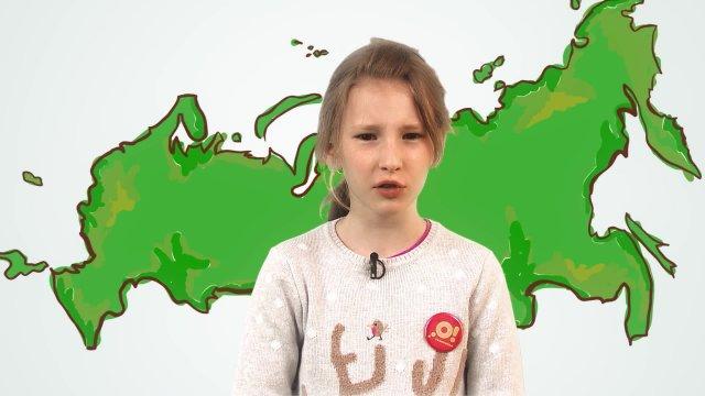 Светлана рассказывает о погоде в телестудии «О!» на фестивале «Политех»
