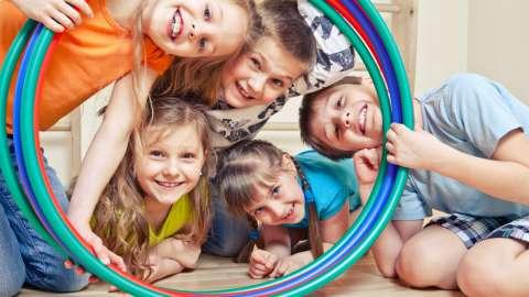 5 необычных секций, от которых ваш ребенок будет в восторге
