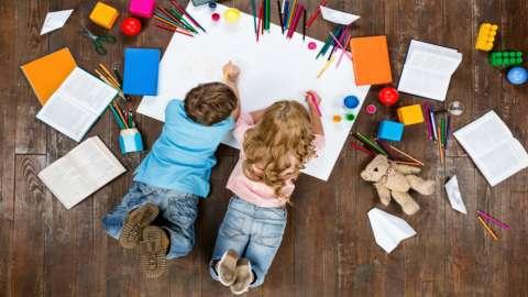 Тест: какой кружок подойдет вашему ребенку?