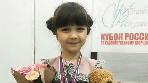Ведущая телеканала «О!» стала победителем Кубка России по художественному творчеству