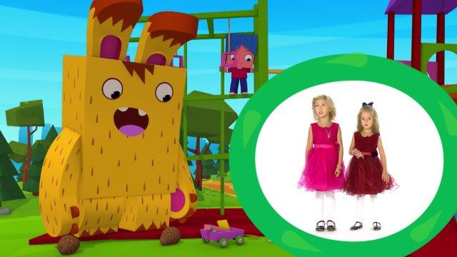 Алёна и Вика представляют мультсериал «Йоко»