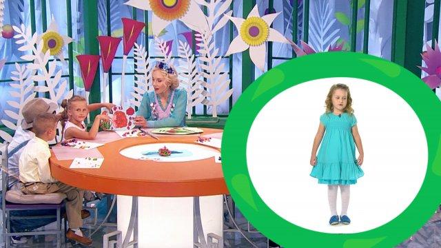 Ярослава представляет программу «Давайте рисовать!»