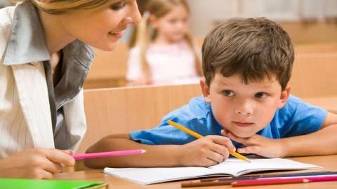 Тест: готов ли ваш ребенок к школе?