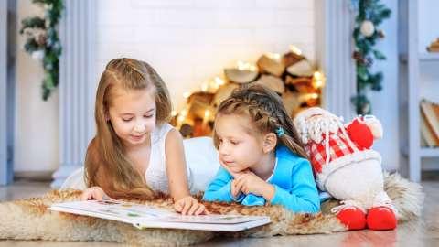 10 секретов родителей, чьи дети любят читать