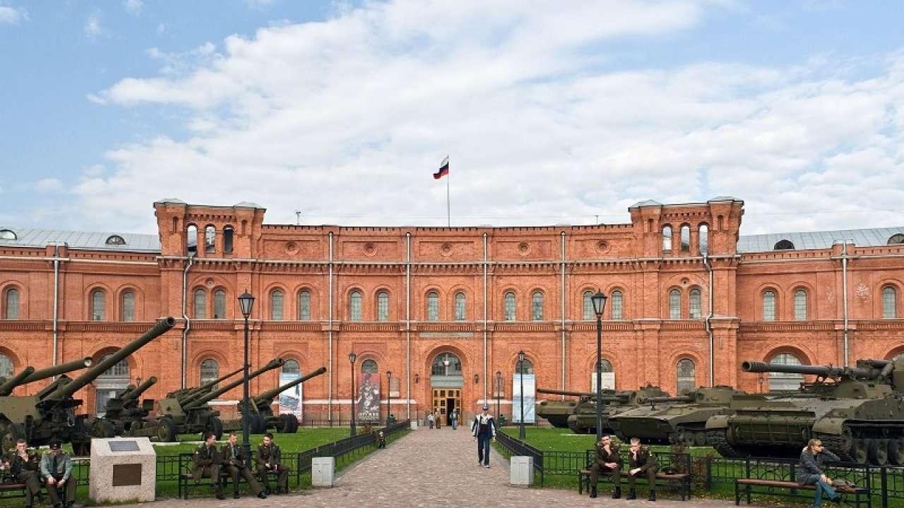 Музей артиллерии, инженерных войск ивойск связи Министерства обороны