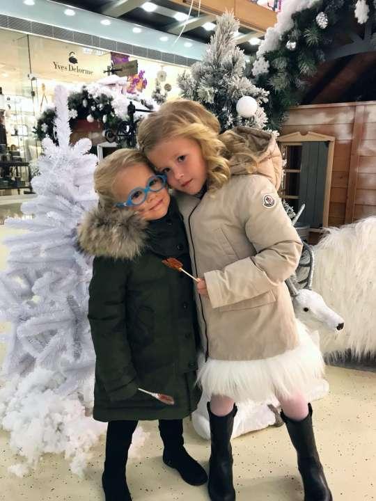 Маргарита и Вера Бондарчук