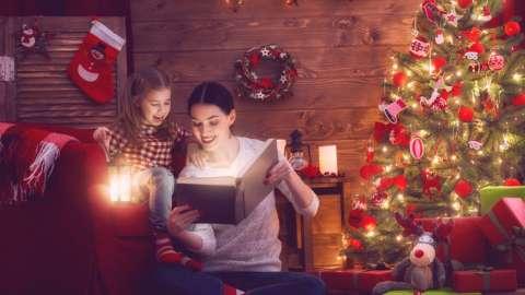 10 книг для новогоднего настроения