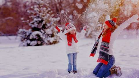 16 интересных и полезных зимних развлечений